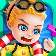 Crazy Lifeguard Hero - Kids Games