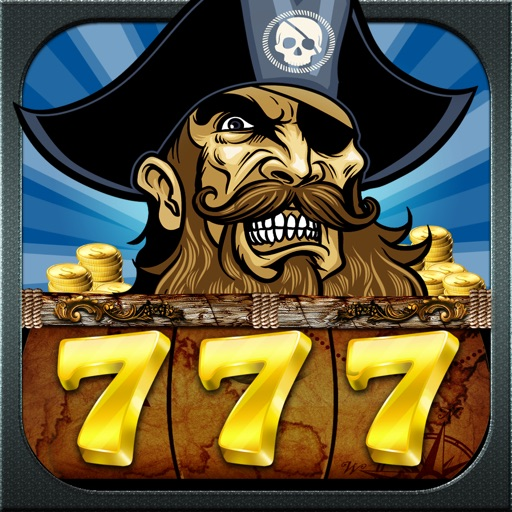Pirate Slots Treasure Casino Free - Slot Machine With Bonus Lottery Payout Games icon