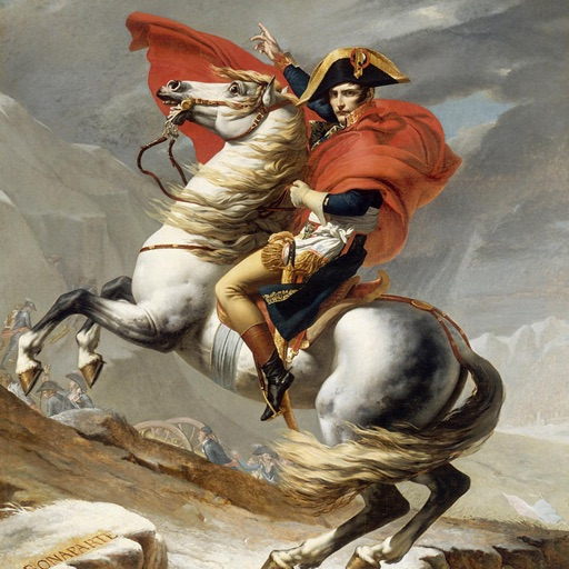 Napoleon Biography and Quotes: Life with Documentary icon