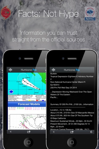 Hurricane Pro screenshot 3