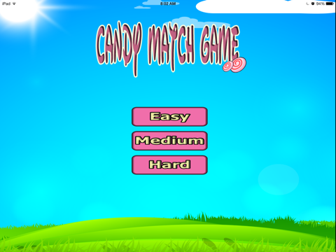 Sweet Candy Match - Lollipops Candies Card Game for Kids, Boys & Girls-ipad-3