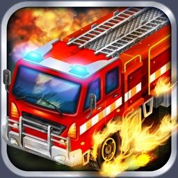 Fire Fighters Street Race