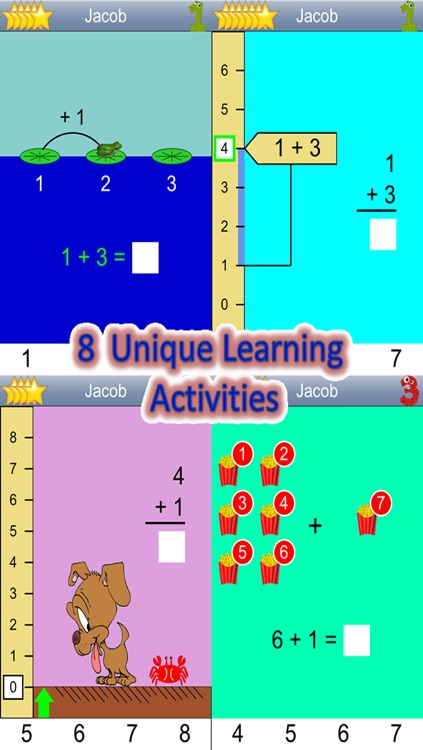 Kindergarten Addition (Math for PreK, Preschool, and Kindergarten Kids)