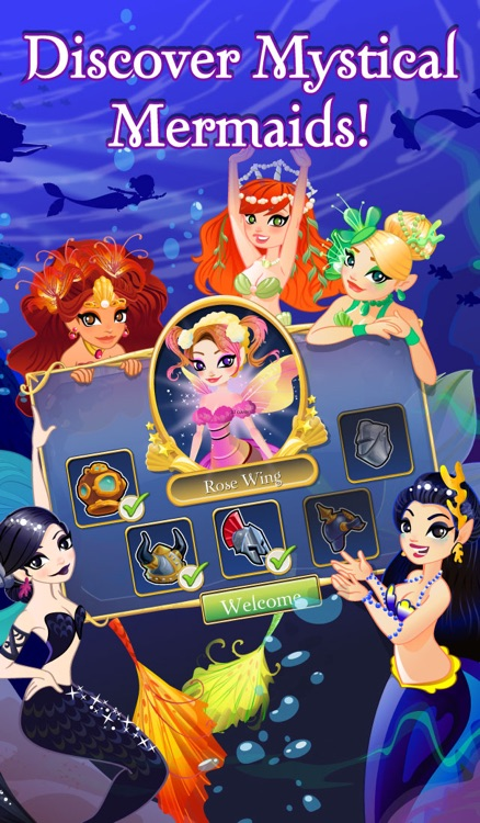 Mermaid World Stories