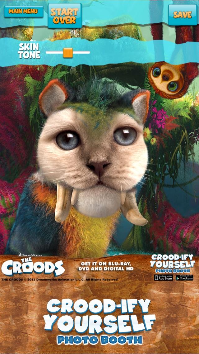 the croods crood ify yourself revenue download estimates app