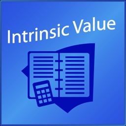 Intrinsic Value and CAGR Calculator