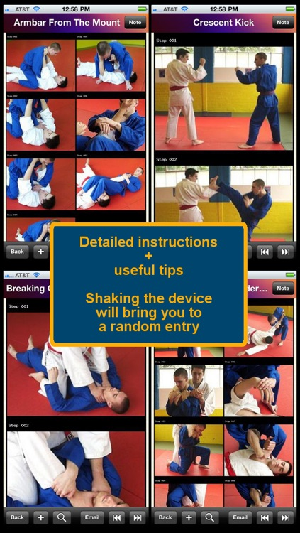 150 Jiu-Jitsu Techniques