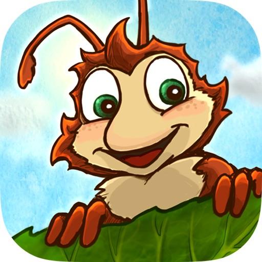 Chug the Bug in 3D - A Peek 'n Play Story App