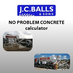 J.C.Balls & Sons Concrete Calculator