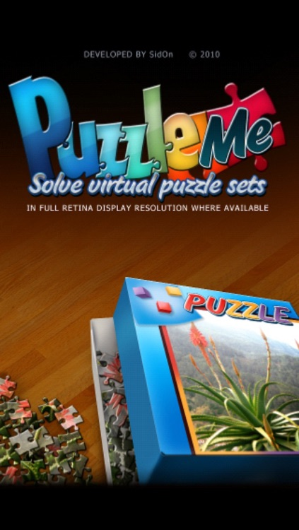 Puzzle Me !!! Free screenshot-1