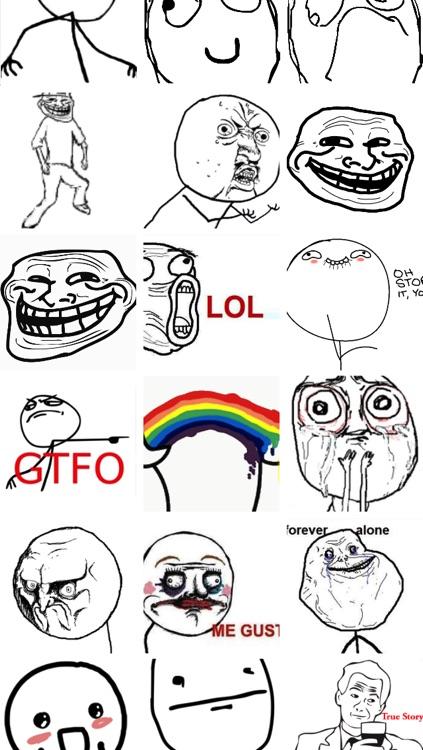 Meme Emojis screenshot-4