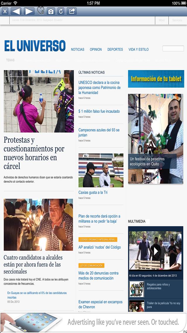点击获取Ecuador News