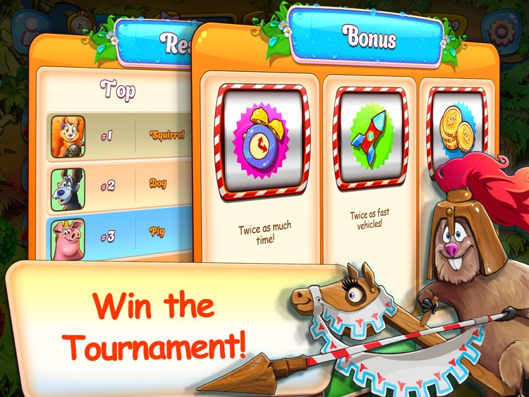 Farm Frenzy Inc. – best farming time-management sim puzzle adventure for you and friends! screenshot-3