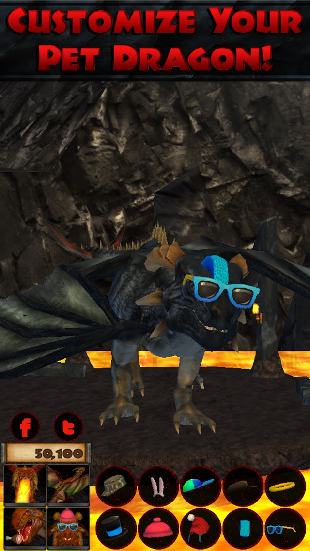 Virtual Pet Dragon Screenshot 4