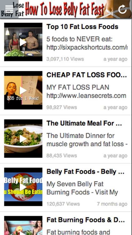 Lose Belly Fat Fast: Learn How To Lose Belly Fat Easily+ screenshot-4