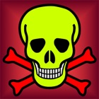 Poisons & Toxins: Toxic Drugs & Medications, Reference Guide for First Aid, and Drug Overdose Poisoning icon