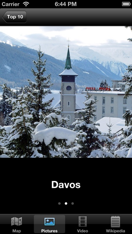 Switzerland : Top 10 Tourist Destinations - Travel Guide of Best Places to Visit screenshot-2