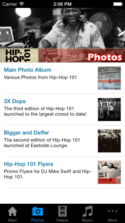Hip-Hop 101 screenshot-0