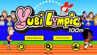 YubiLympic screenshot one