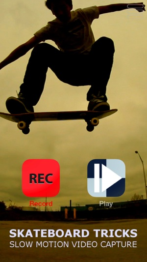 Slo-mo Skate: Frame-by-Frame Image Capture & Video Analysis App on ...