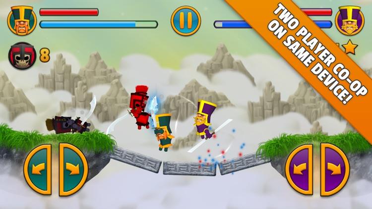 Cloud Knights screenshot-4