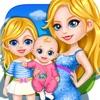 Newborn Siblings - Sister & Brother Baby Care