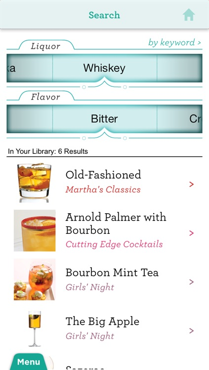 Martha Stewart Makes Cocktails for iPhone/iPod Touch screenshot-4