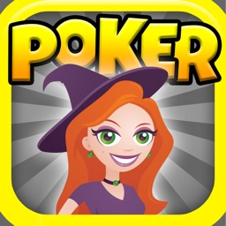 Video Poker Witch: Play, Bet, Win! - FREE Edition