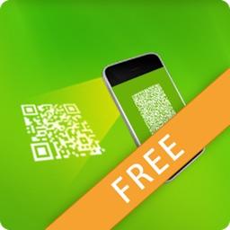 QR Barcode Scanner Free. Scanning QR Code