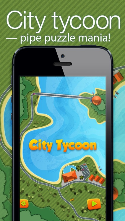 City tycoon - road puzzle! screenshot-4