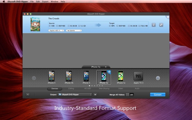 dvd rip software mac app store