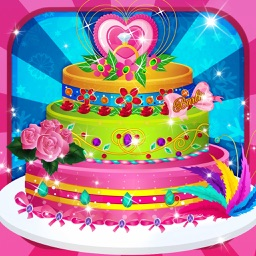 Rose Cake Decoration