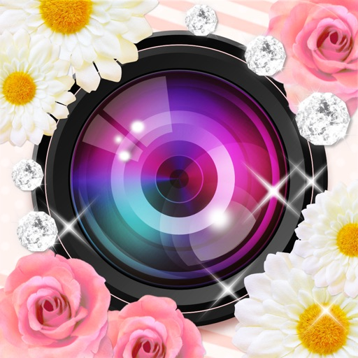 pricon - App for making and sharing kawaii photo sticker like icons