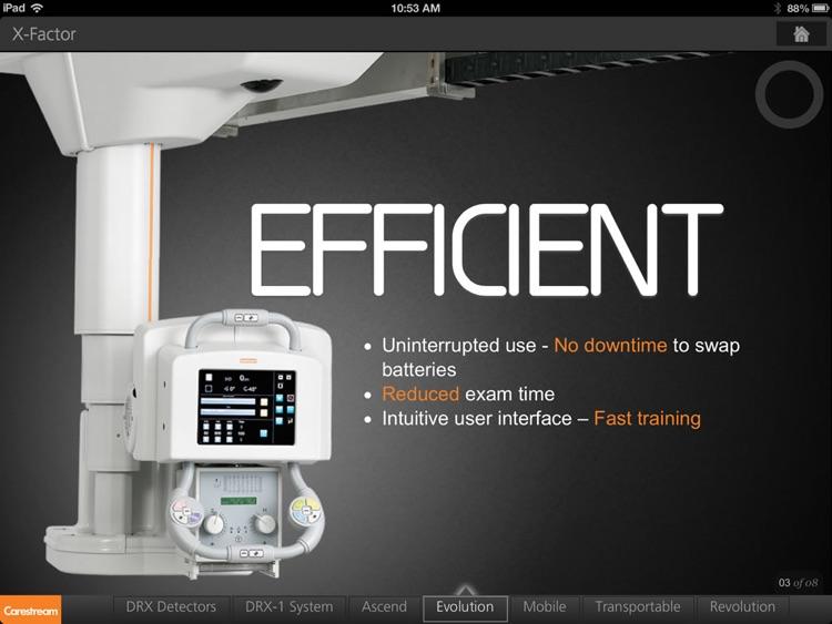 Carestream XRS screenshot-3