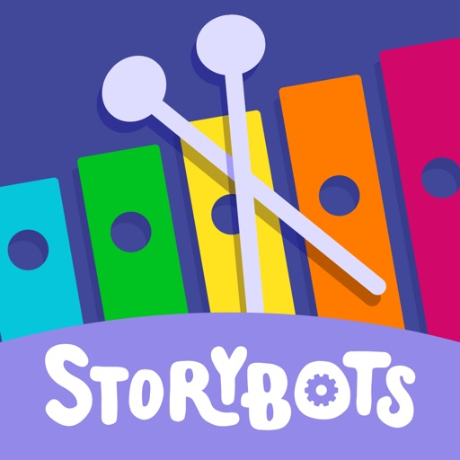 Tap and Sing by StoryBots – Free, Fun Music Educational App to Learn Notes, Chords, and Melodies