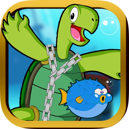 Turtle Trouble : Fun games of escape