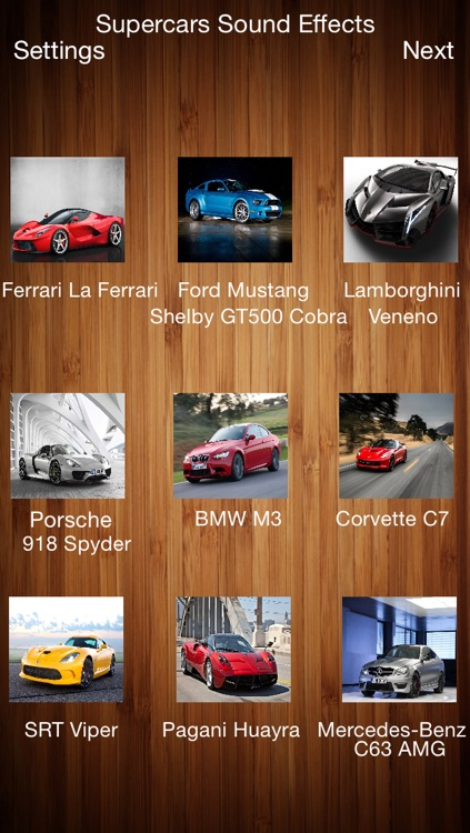 Supercars Sound Effects Free