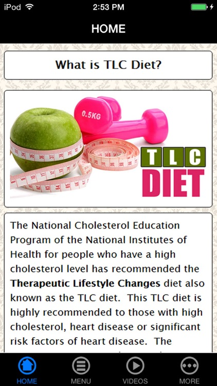 TLC Diet - Total Life Changes Diet For Beginners