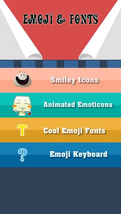 Emoji++ Emoticon & Font Keyboard