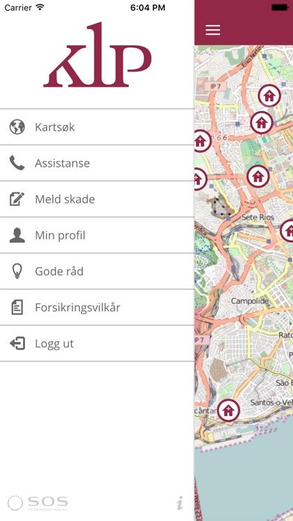 KLP Reise screenshot-3