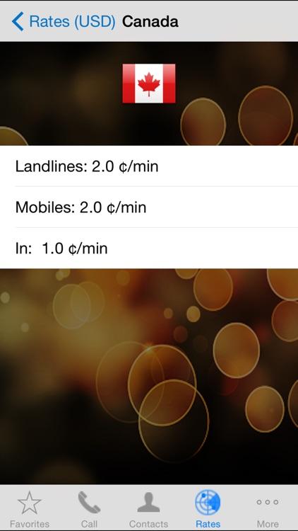Talk the Talk - Mobile VoIP screenshot-3