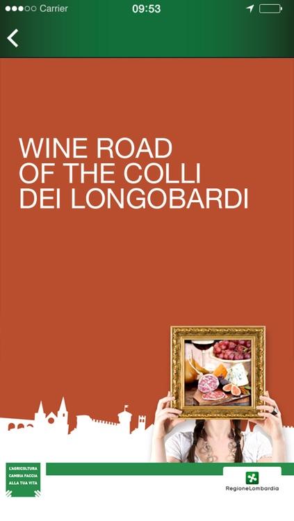 Wine Road of the Colli dei Longobardi