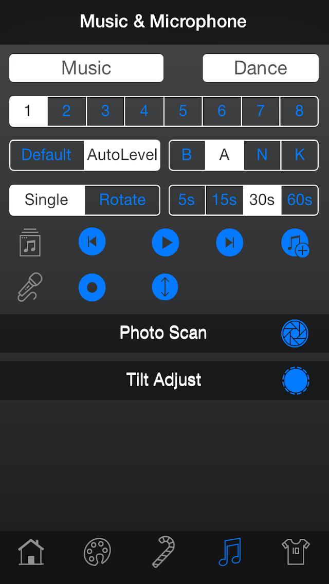 LightKit RGB screenshot four