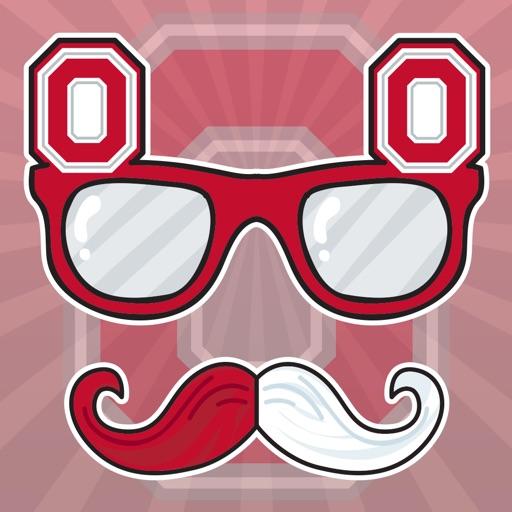OSU Stikis. Ohio State University Photo Booth & Buckeye Stickers Application