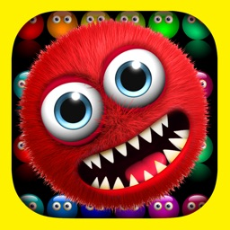 Angry Monster Pop : Top FREE Simple Physics Puzzle Games - By Dead Cool Apps