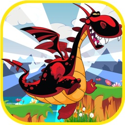 Ninja Dinosaur Dragon Run Free - Top Fun Easy Arcade Adventure Games for Casual Gamers