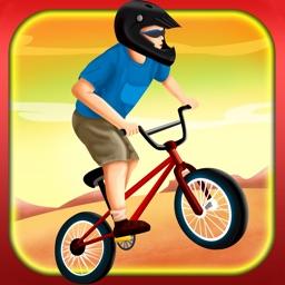 Radical BMX Quest Free - Desert Bike Adventure