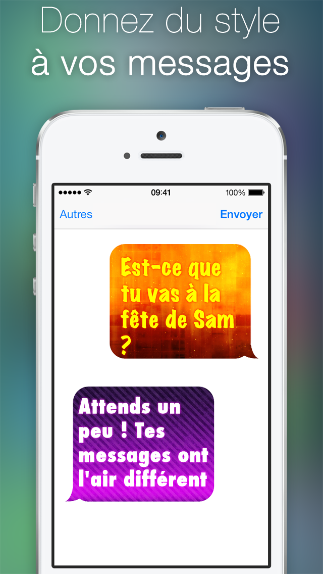 download Enjoliveur de iMessage apps 1