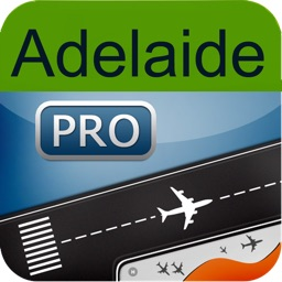 Adelaide Airport-Flight Tracker