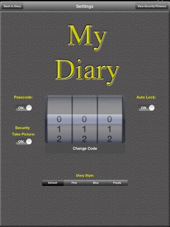 My Private Diary screenshot-4